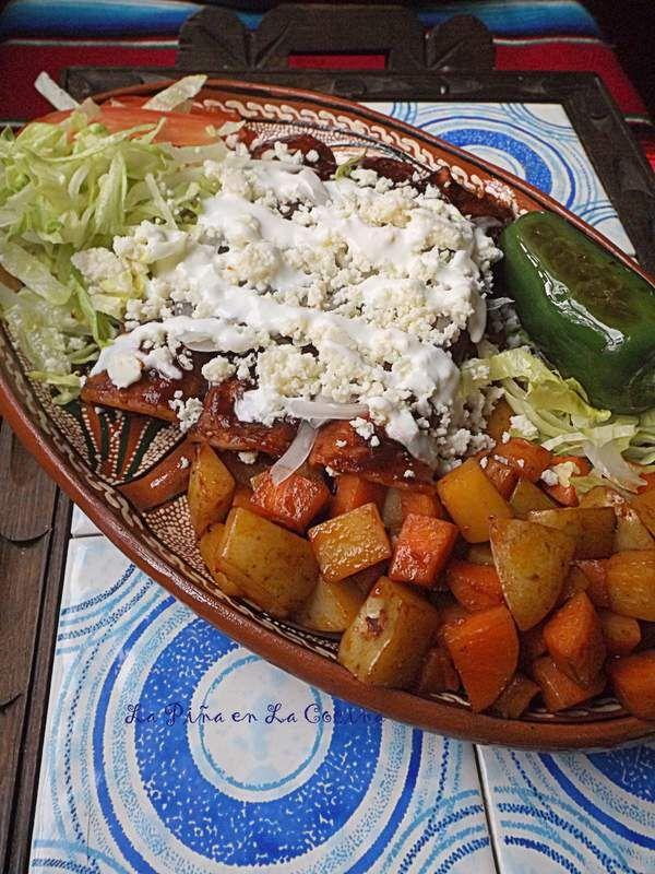 Enchiladas Norteñas Estilo Monterrey~ Traditional Enchiladas