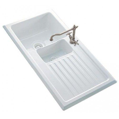 Image result for white kitchen sink