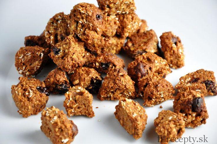 Domáce kokosovo čokoládové cereálie - FitRecepty