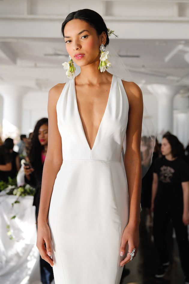 Marchesa Wedding Dress Collection SS 2017   Bridal Fashion Week   Bridal Musings Wedding Blog