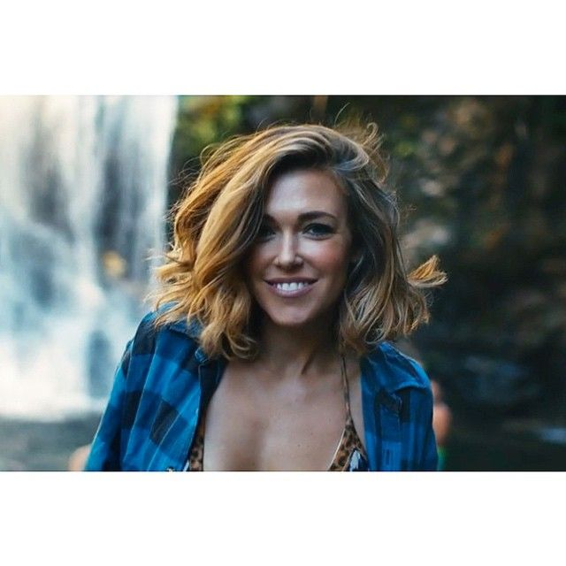 Rachel Platten: The other day I was super bummed out anf didn't think I had any good ideas left. Then I heard fight song and it gave me that little bit of courage to keep wanting to try again.