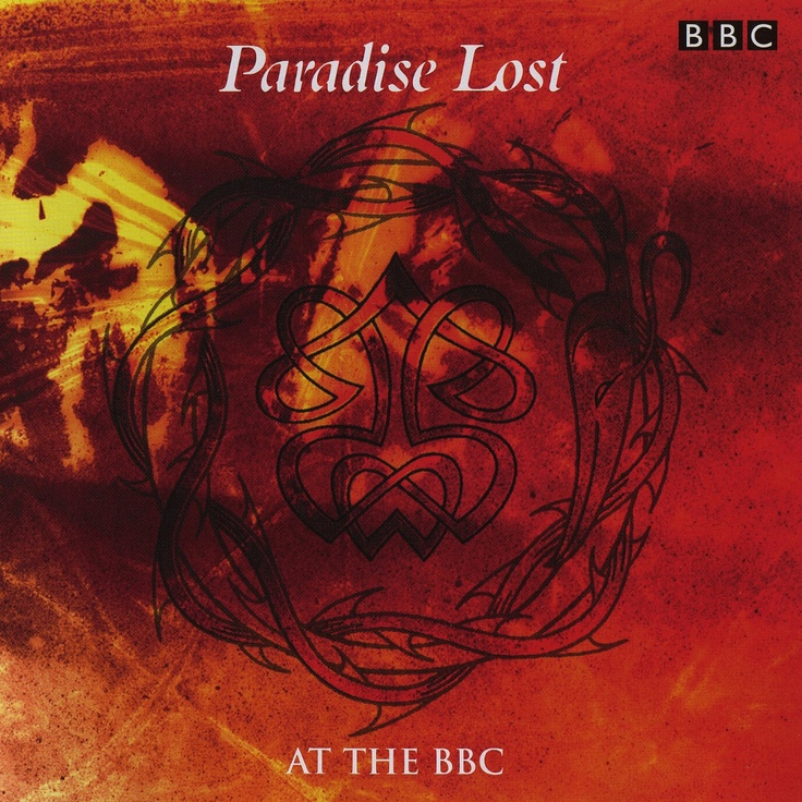 AT THE BBC - Various live session recordings from throughout Paradise Lost's early career - 2003
