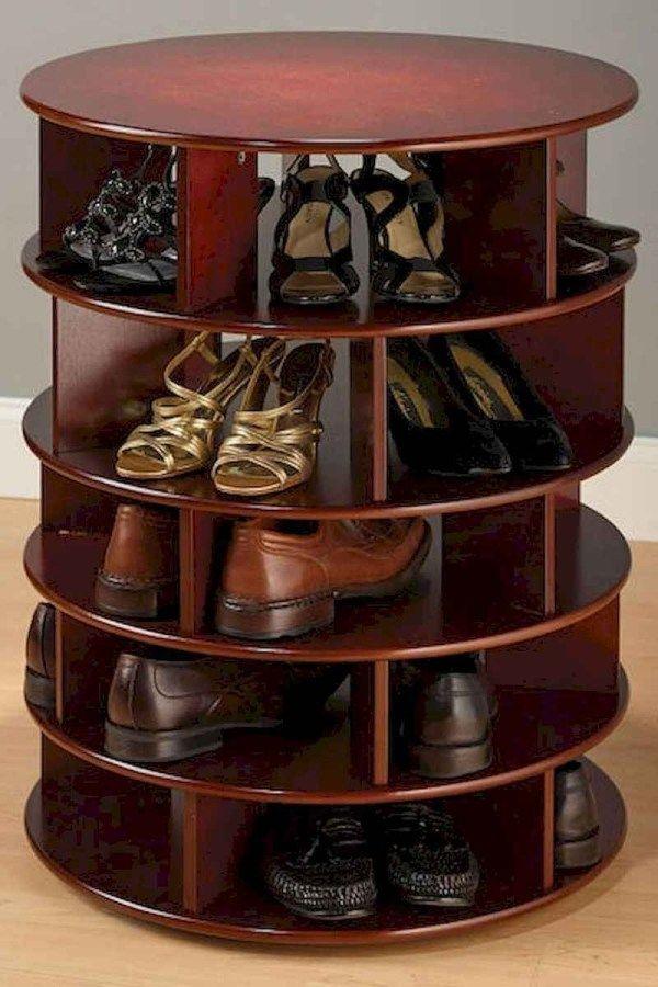55 Genius Shoes Rack Design Ideas 46 In 2020 Rack Design Shoe Rack Types Of Shoe Racks