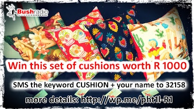Cool free cushions!