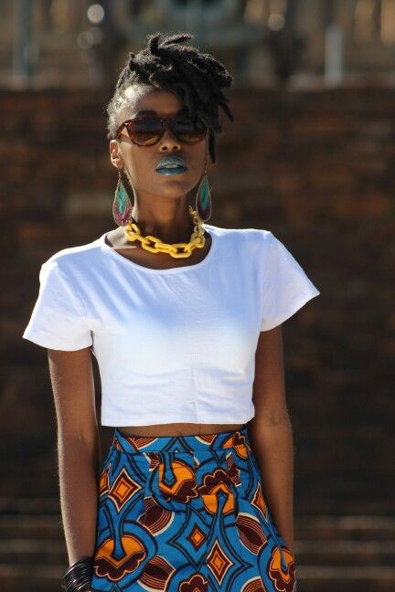 Simply african