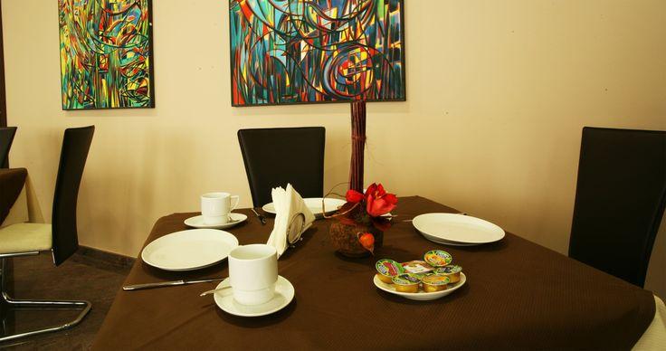 Record Hotel - sala della colazione