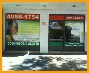 Centro Odontológico Acoyte Centro Odontológico Acoyte, Implantes, Odonto Pediatria, Blanqueamiento Dental Laser, protesis.Av. ... http://caballito.evisos.com.ar/centro-odontologico-acoyte-id-899356