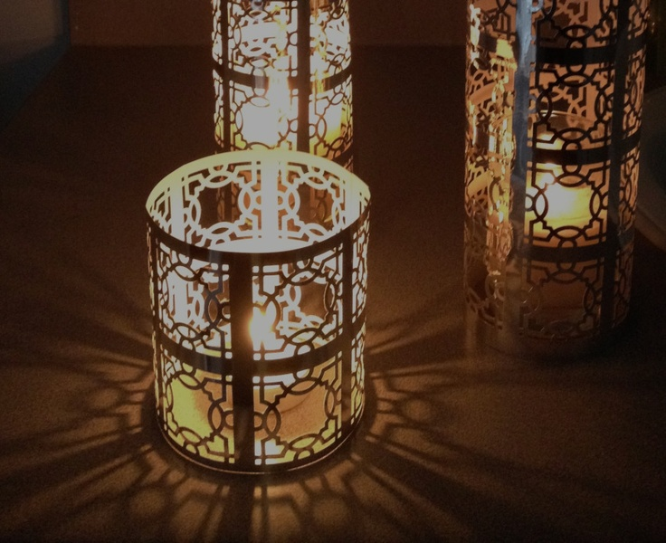 how to make moroccan paper lanterns