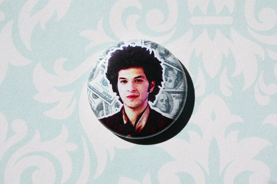 Jean-Ralphio Saperstein One Inch Pinback by ThereWillBeButtons