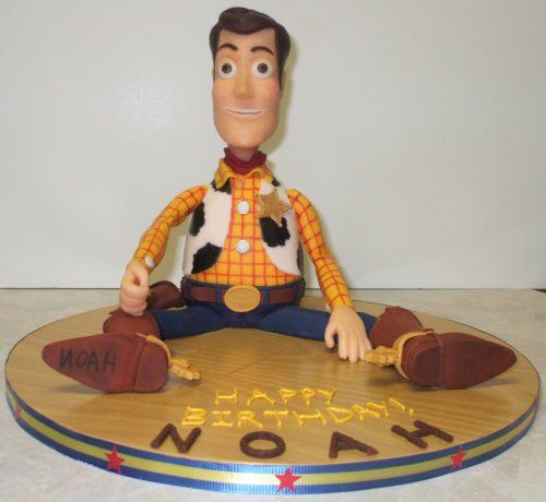 Rope Lights Woodies: 87 Best Images About Toy Story Cakes On Pinterest