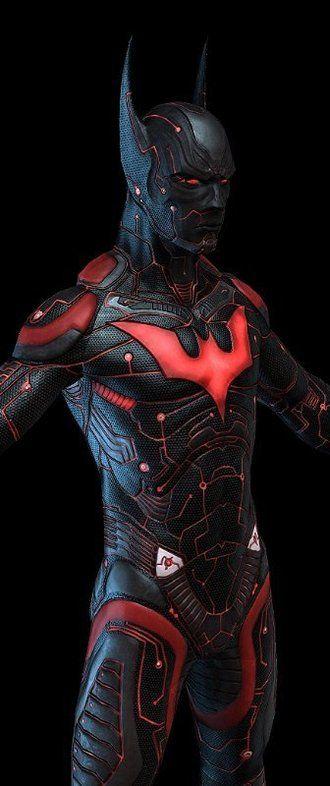 Batman Beyond Suit.