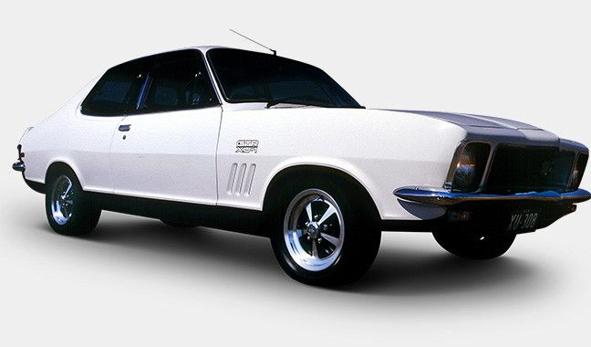 1972 Holden LJ Torana GTR XU-1