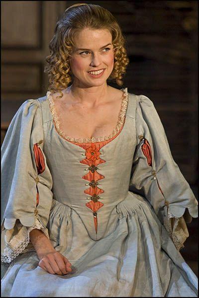Cyrano De Bergerac Roxanne | Alice Eve as Roxanne in Cyrano de Bergerac at Chichester Festival ...