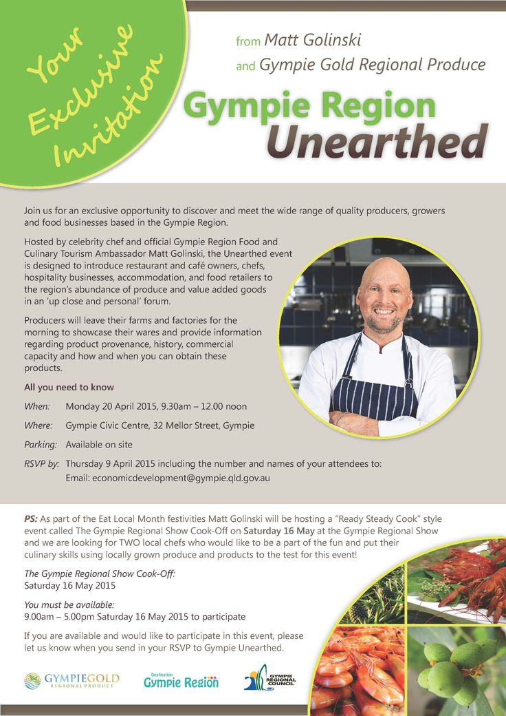 Gympie Unearthed - Join us for an exclusive opportunity to discover and meet the wide range of quality producers, growers and food businesses based in the Gympie region.
