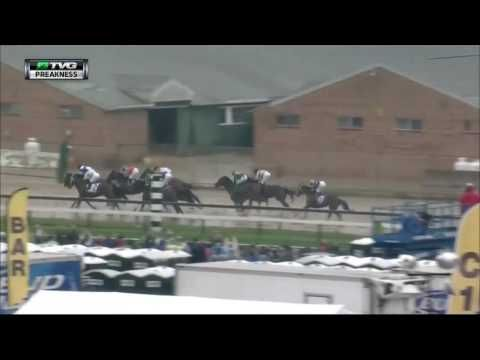 RACE REPLAY: 2016 Preakness Stakes Featuring Exaggerator - YouTube