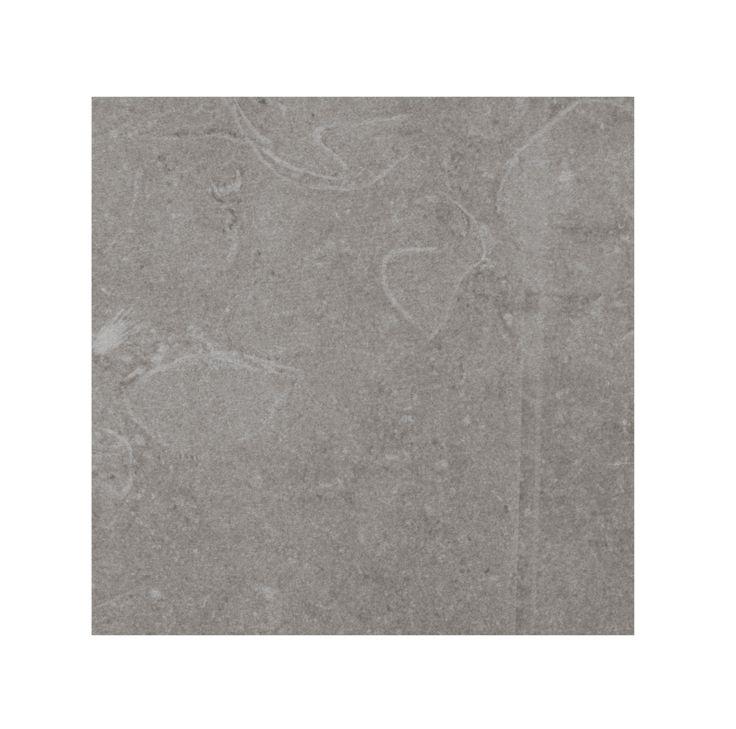 Bricmate J Limestone Light Grey, 15x15 med härlig kalkstenskänsla. Varierar i nyans och mönster.