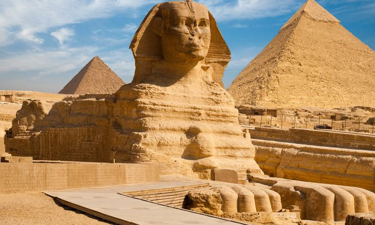 The Sphinx, Cairo. www.secretearth.com/attractions/605-great-pyramid-of-giza-and-the-sphinx