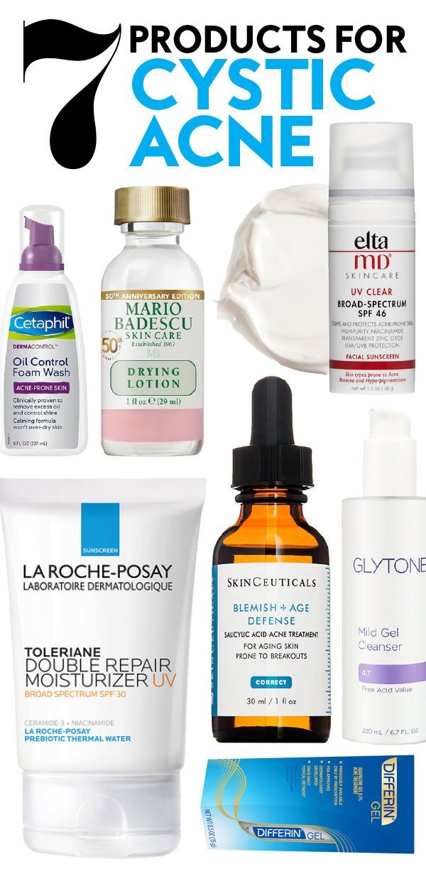 The Best Products for Cystic Acne, According to