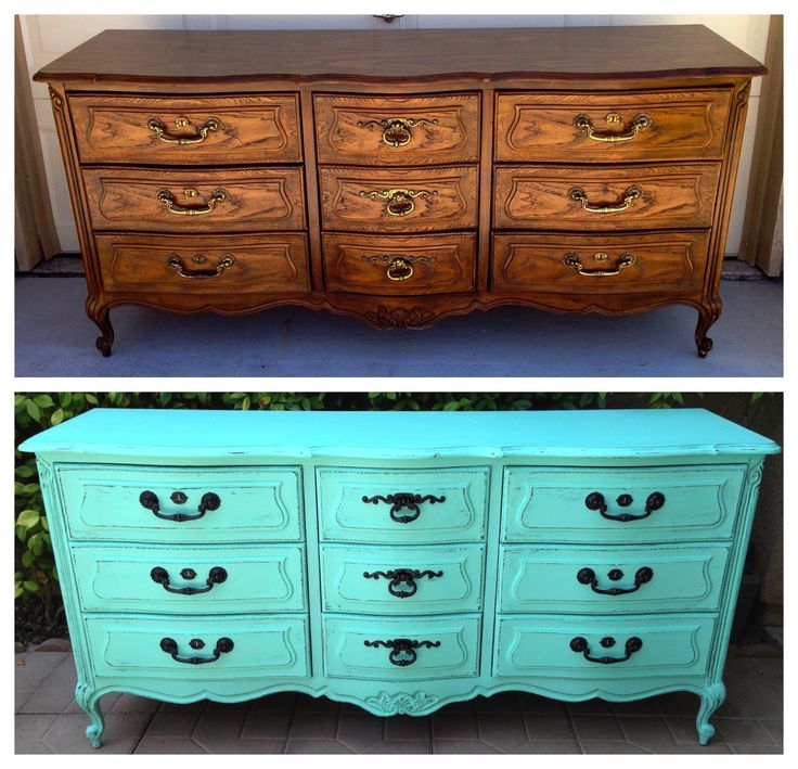 Www.facebook.com/vintagekeyantiques Vintage, Shabby, Refinished, Painted,  Before