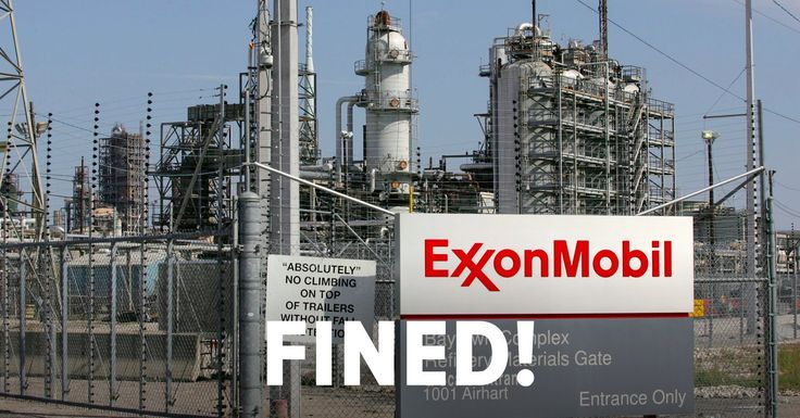Exxon Fined $21 Million For Violating Clean Air Act 16,386 Times http://www.huffingtonpost.com/entry/exxon-texas-clean-air-act_us_59019dafe4b0af6d718b82f2?utm_campaign=crowdfire&utm_content=crowdfire&utm_medium=social&utm_source=pinterest
