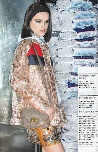 Fashion Magazine Canada September 2014
