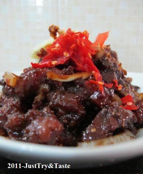 Sate Goreng dengan Bawang Bombay   Just Try & Taste