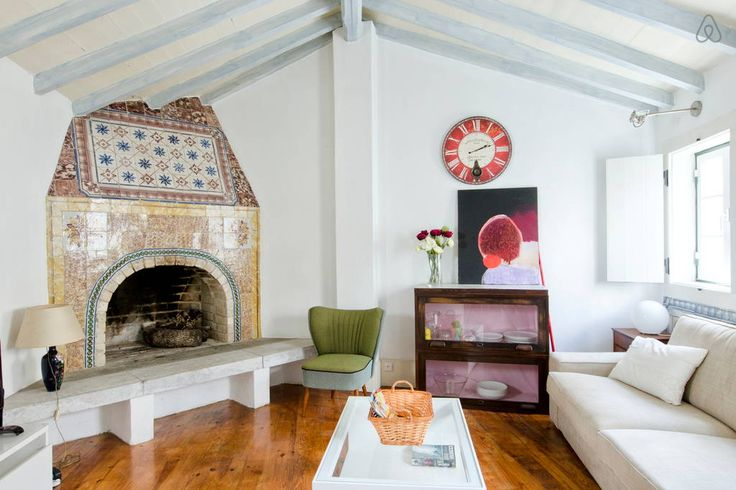 Check out this awesome listing on Airbnb: Principe Real Duplex House - Houses for Rent in Lisbon
