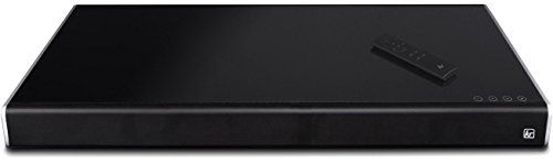 Cheap KitSound Unity Soundbase Home Cinema Stereo System and Built-In Subwoofer with Bluetooth Connectivity for All TV 39