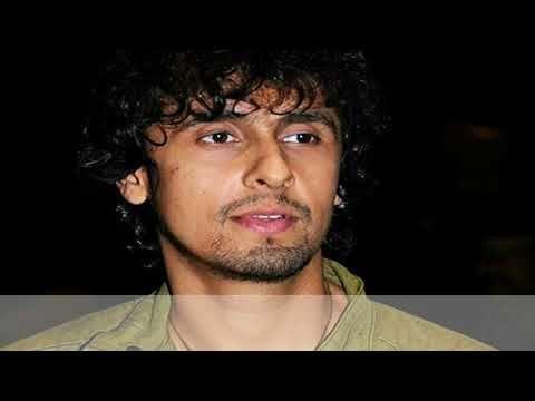 Sonu Nigam - Indian Singer, Musician.