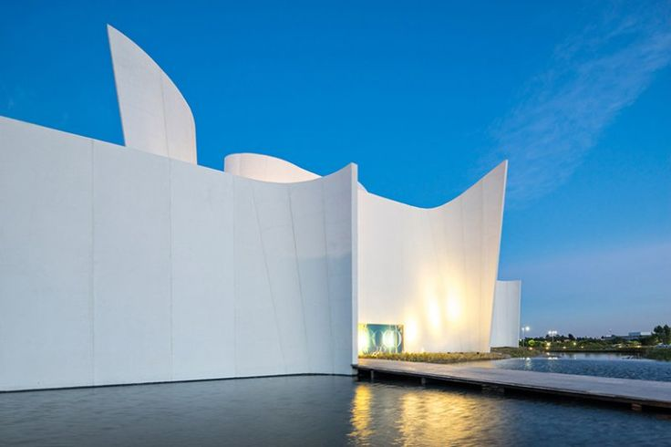 Музей барокко в Мексике, Тойо Ито (Toyo Ito)