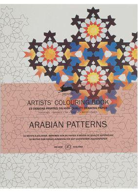Pepin Press Colouring Book - Arabian Patterns