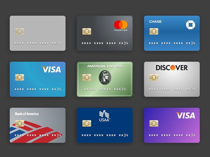 Credit Card Templates Sketch Freebie Credit Card Design Credit Card App Credit Card Hacks