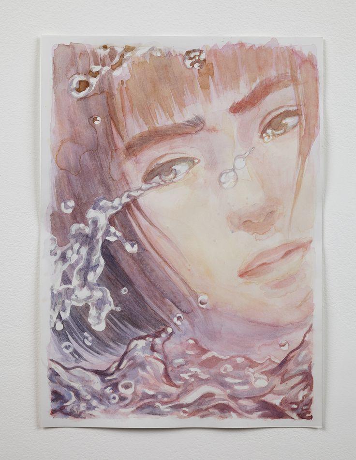 Stewart Uoo, Untitled (After Iwasaki), 2013