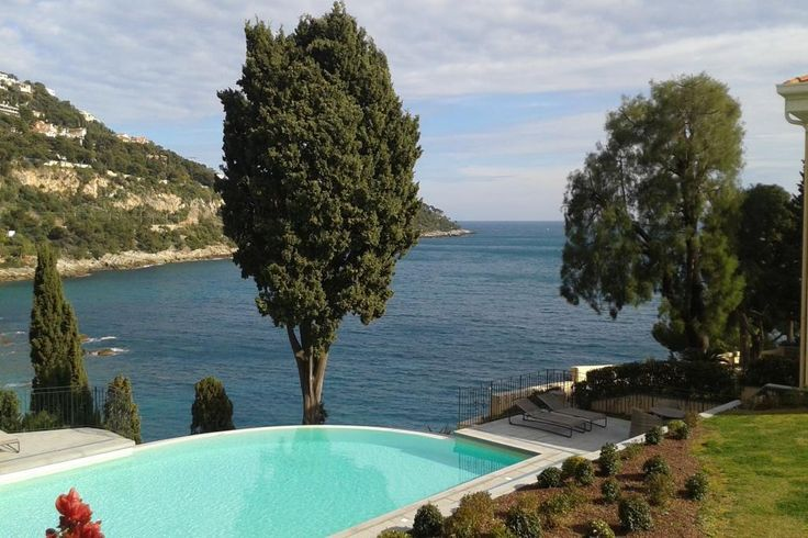 Ref MN3P282 Immobiltrend Gold 3 Pieces Roquebrune Cap Martin - location maison cap d agde avec piscine