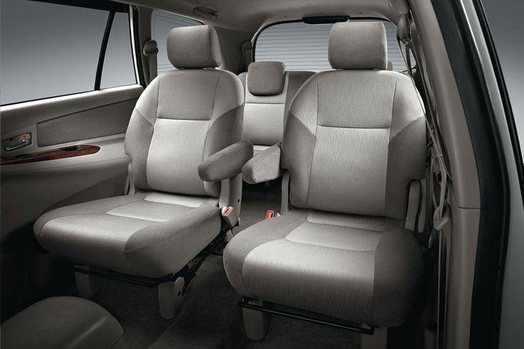 new Kijang Innova New V Lux Bensin Interior 8