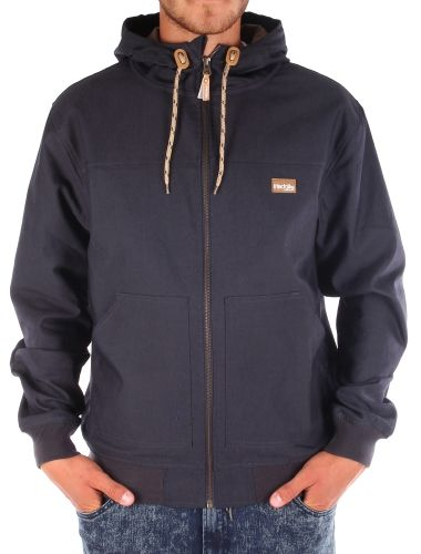 Kreuzdock Jacket [navy] // IRIEDAILY Jackets Men // FALL/WINTER 2014: http://www.iriedaily.de/men-id/men-jackets/ #iriedaily