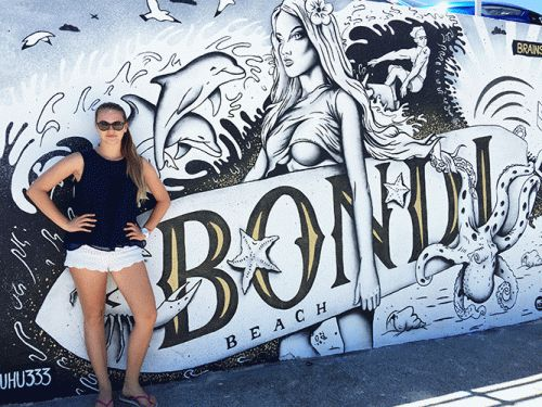 Sydney Tourist Attractions- Bondi Wall