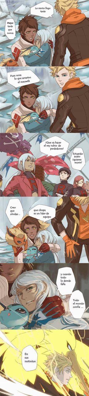 VRUTAL / Blanche vs. Noir (su hermano gemelo líder del Team Rocket)