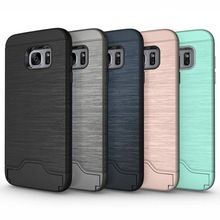 Case for Samsung S7 Hybrid Wire drawing Hard Armor Case Cover For Samsung S7edge With Stand Card Holder Mobile Phone Accessories //Price: $US $3.74 & FREE Shipping //     Get it here---->http://shoppingafter.com/products/case-for-samsung-s7-hybrid-wire-drawing-hard-armor-case-cover-for-samsung-s7edge-with-stand-card-holder-mobile-phone-accessories/----Get your smartphone here    #device #gadget #gadgets  #geek #techie