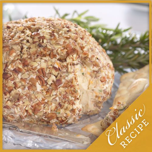 Old Farmhouse Chutney Cheese Ball from Stonewall Kitchen
