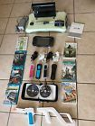 Nintendo Wii U Deluxe 32GB System AND Wii Console w/Games/Controllers/extras