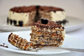 Хочу предложить вашему вниманию совсем не сложный, но безумно вкусный ореховый торт. Для меня на сегодняшний день, наверно, он самый вку...