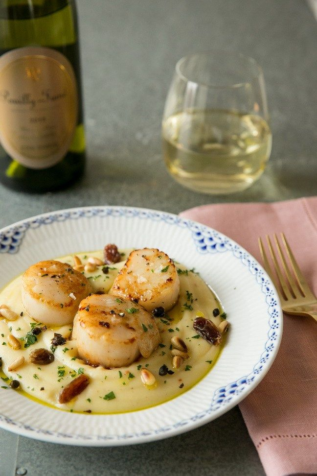 95 best images about Scallops on Pinterest | Bacon ...
