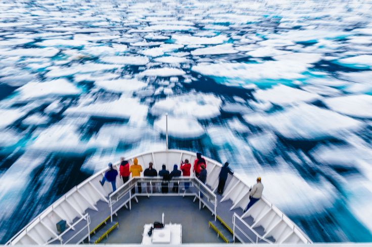 30. Cruise the Arctic Circle