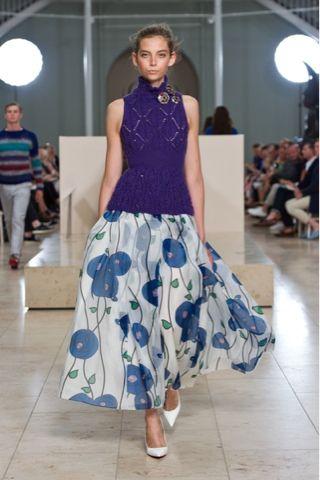 #EIFF #graemeblack #DiGilpin #Knitwear #Scottish #Edinburgh #Fashion #Cable