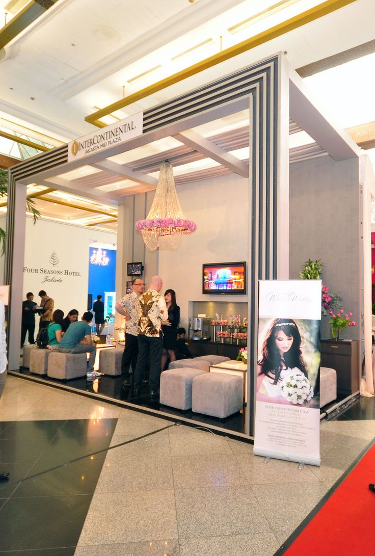 #InterContinental Jakarta #Wedding #exhibition at JCC on 26-28 July 2013