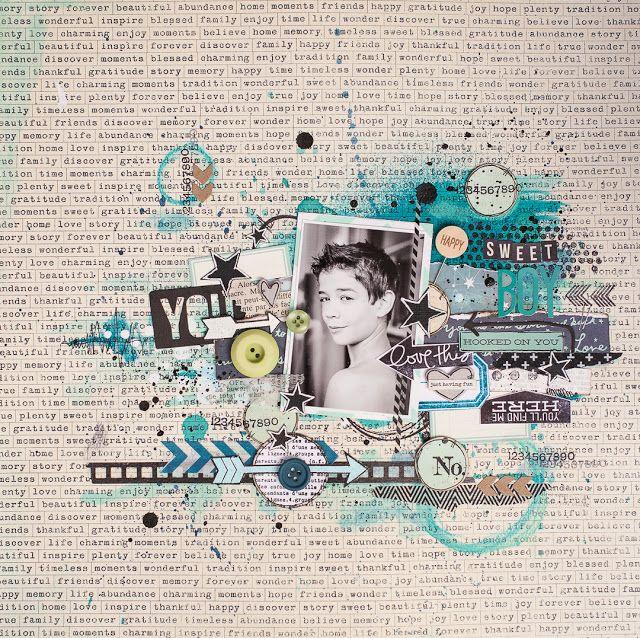 Scrap Kits & Co: SKC Kit Juillet - You by Maska sm