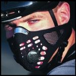 Masque anti pollution pour cycliste RESPRO CITY. 43€