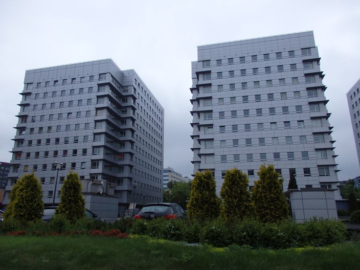 Empark Mokotów Business Park - Orion #biurowce #warszawa