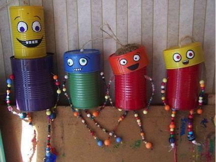 Diy Ideas Geniales Con Latas Recicladas La Ilusión Que